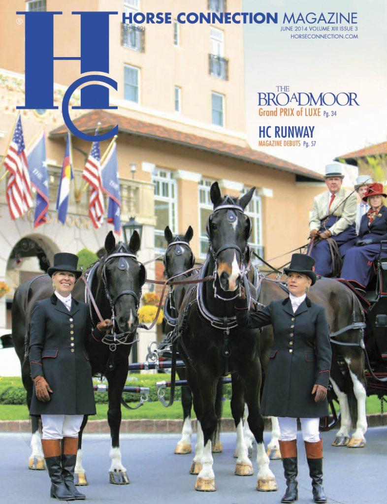 horse connection magazine